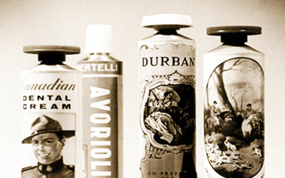 Aluminum tubes for cosmetics: vintage style and modern reliability