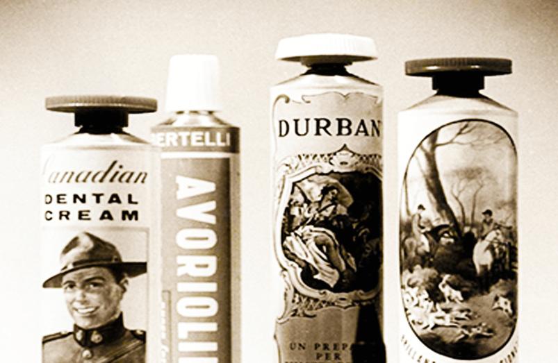 Tubetti in alluminio per la cosmesi: fascino vintage e affidabilità