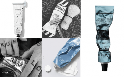 Aluminum tubes for cosmetics: a vintage solution for an amazing product launch