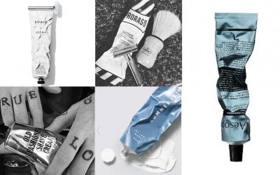 Tubetti in alluminio per cosmetici: una soluzione vintage per un lancio d'effetto