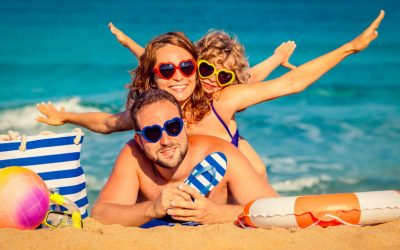 Vacanze estive: ecco perché mettere un tubetto in alluminio in valigia