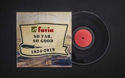 Il Tubettificio Favia compie 85 anni