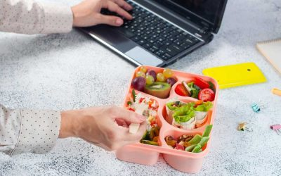From deskfast to lunchbox: taking lunch from home is the new trend