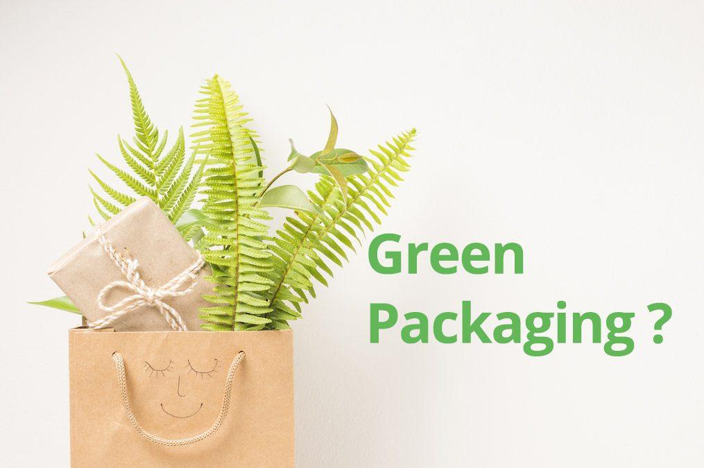 "Packaging sostenibile e rischio ""Greenwashing"""
