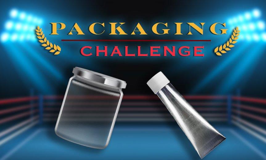 Aluminium tube VS jar: who will win the single dose challenge?