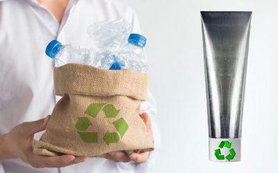 Favia amplia l'offerta green: ecco il tubetto con tappo in plastica riciclata