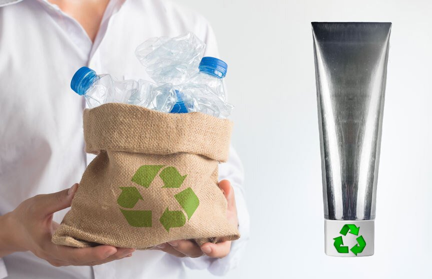 Favia expands its green packaging offer: here is the tube with recycled plastic cap