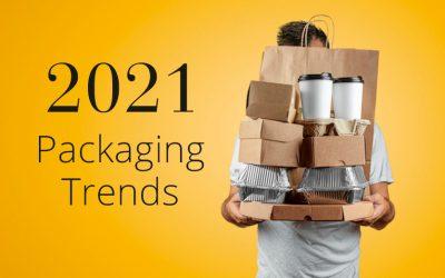 Novità nel packaging: i trend 2021