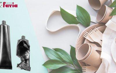 Alternative alla plastica monouso: il tubetto di alluminio tra sostenibilità e innovazione