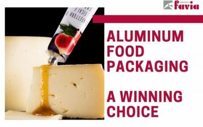 Aluminum food packaging: a winning choice both for the consumer and for companies