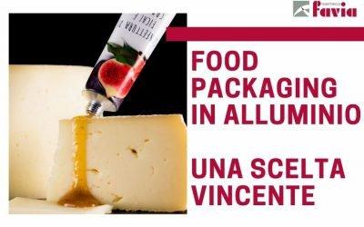 Food packaging in alluminio: scelta vincente per il consumatore e per le aziende